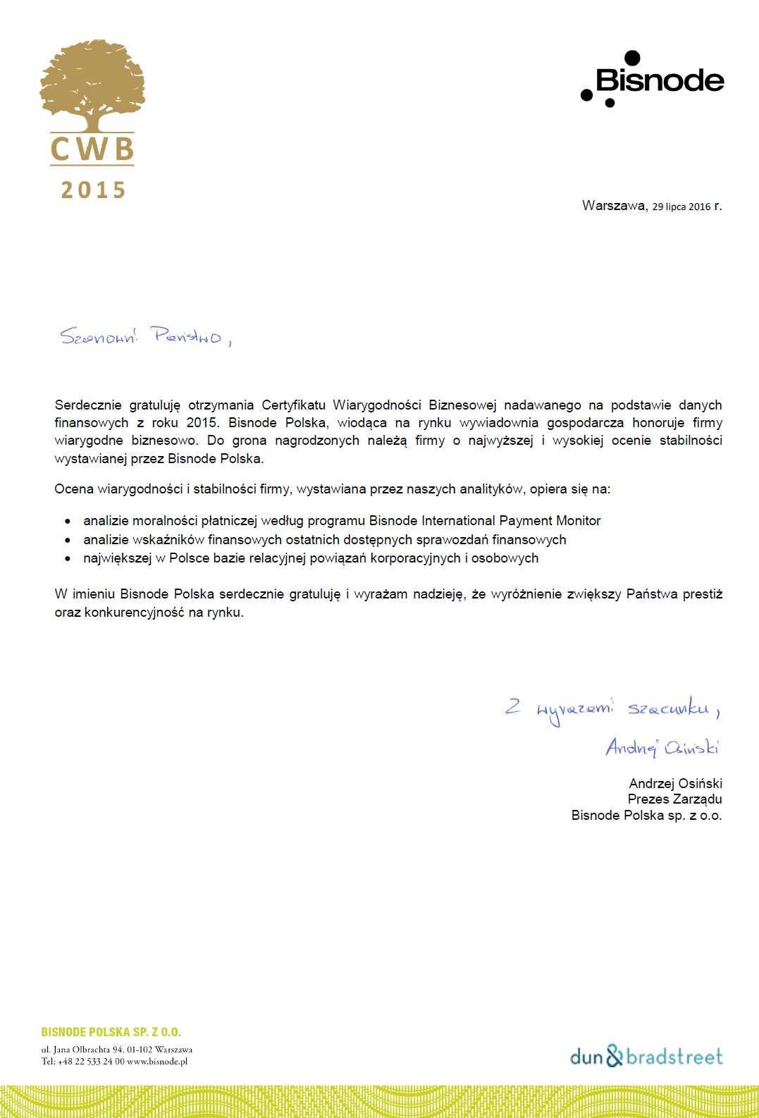 certyfikat_bisnode